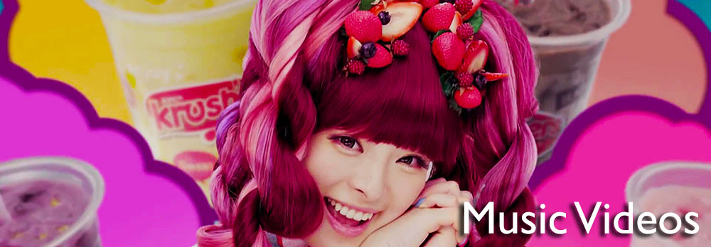 Kyary Pamyu Pamyu Music Videos