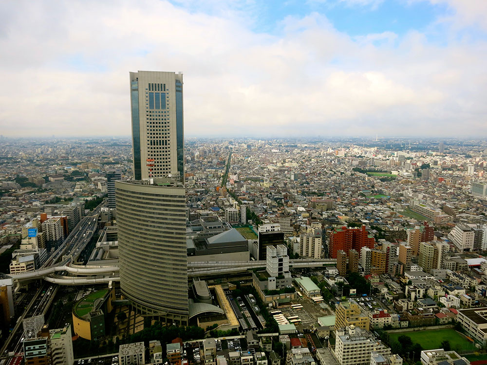 Park Hyatt Tokyo View