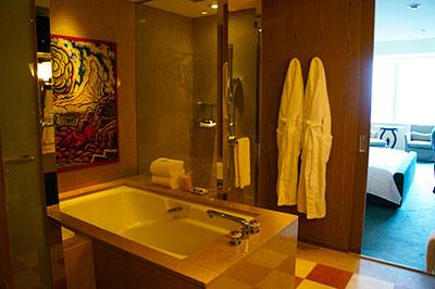 Park Hyatt Tokyo Bathroom