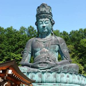 Giant Buddha Japan