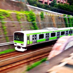 JR Trains Public Transport Japan