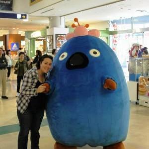 Mascots Aomori Japan