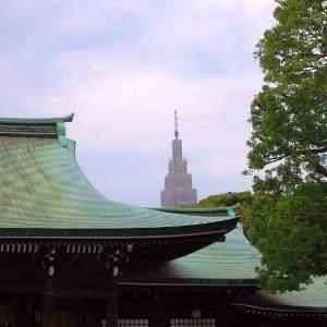 History Future Tokyo Japan
