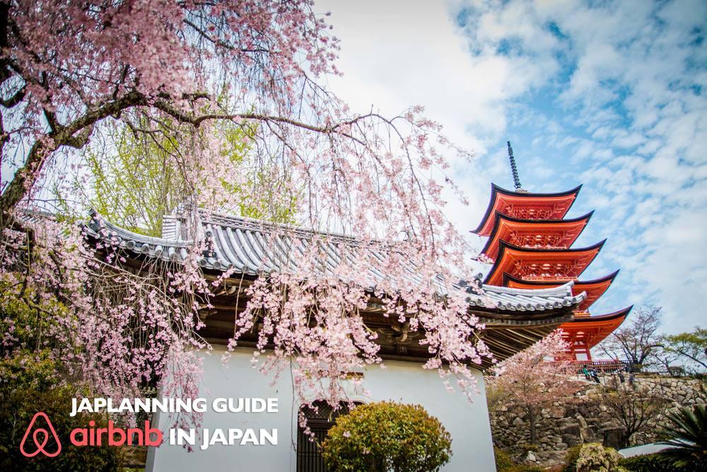 Japlanning Guide Airbnb In Japan Japlanning Com