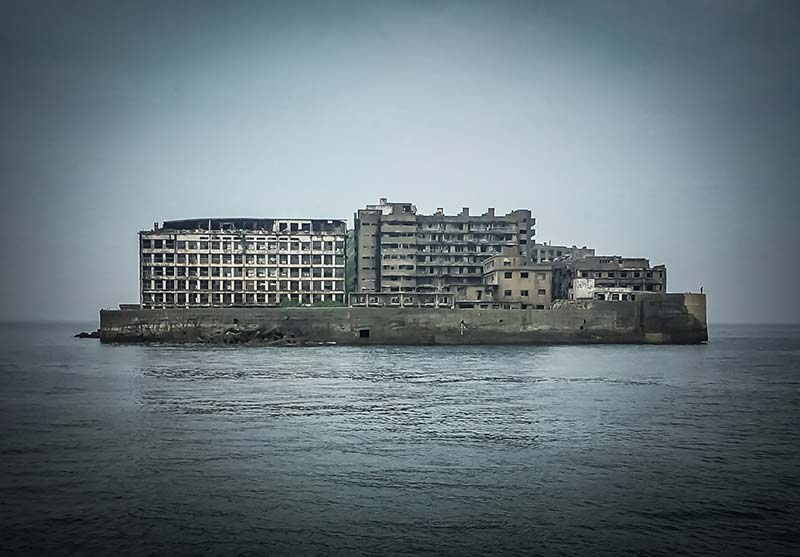 Reaching Gunkanjima