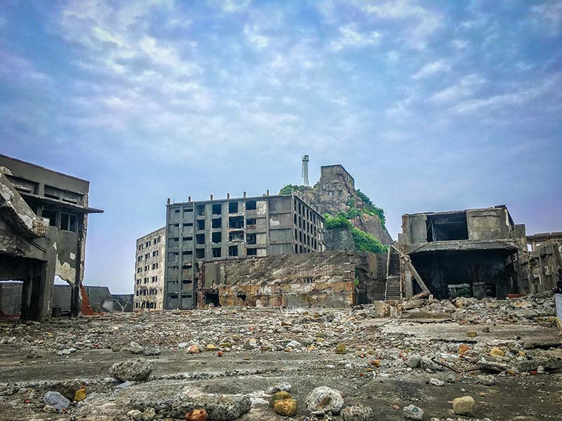 On Gunkanjima
