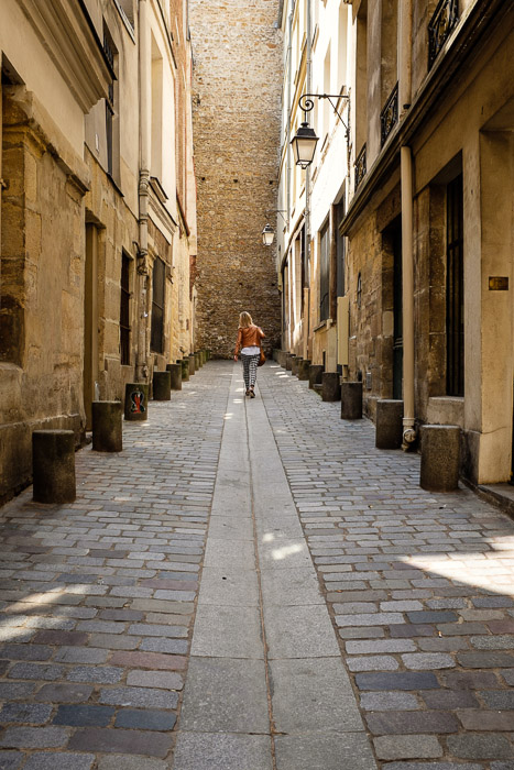 ©Valerie Jardin ~ Taking less travelled side streets will help you get a more authentic feel for a place.