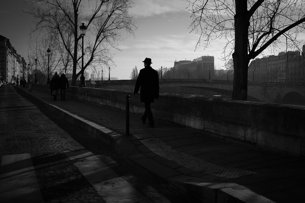 Winter Light in Paris ©Valérie Jardin