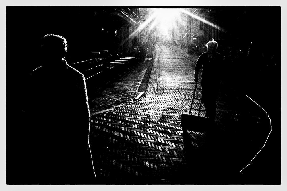 Winning photographs of the Film Noir challenge by ©Roel Ebbinge