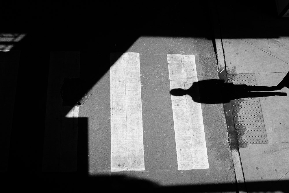 ©Valérie Jardin The L Shadow in Chicago