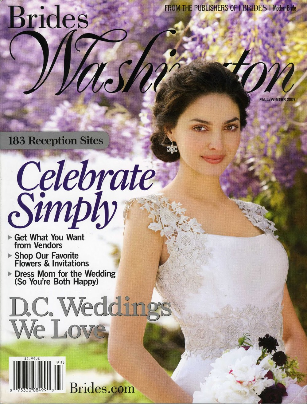 Brides Washington April 2011