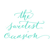 The Sweetest Occasion