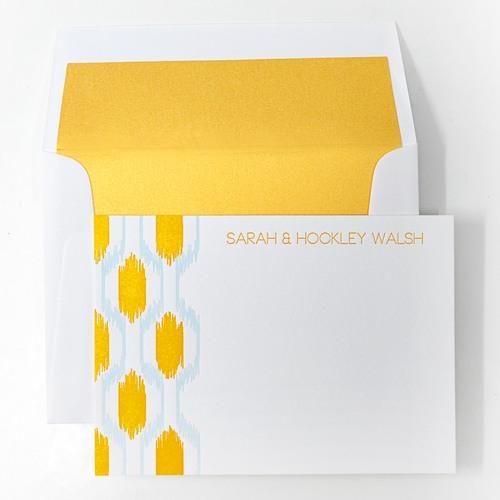 personal stationery design 42 haute papier