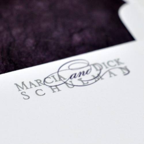 personal stationery design 23 haute papier