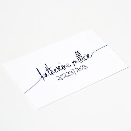 personal stationery design 37 haute papier