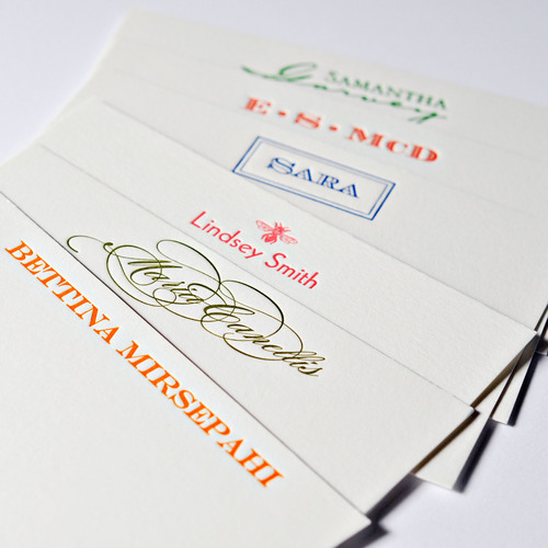 design your own personal stationery haute papier
