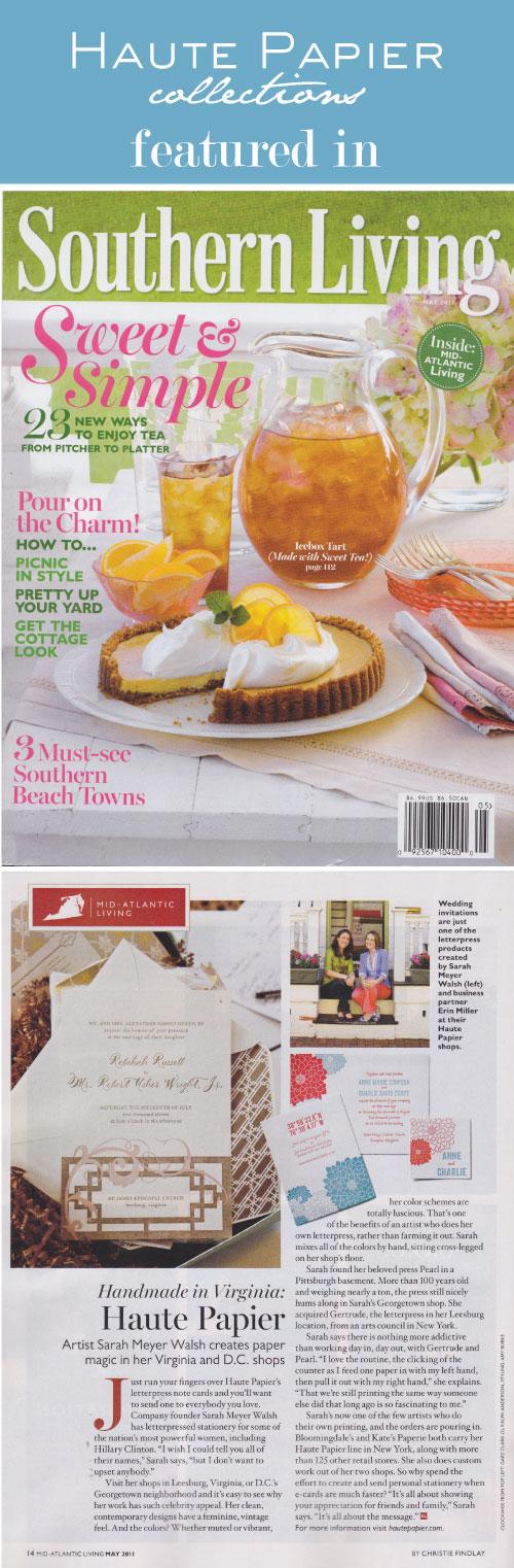 Haute_Papier_Southern_Living_Magazine