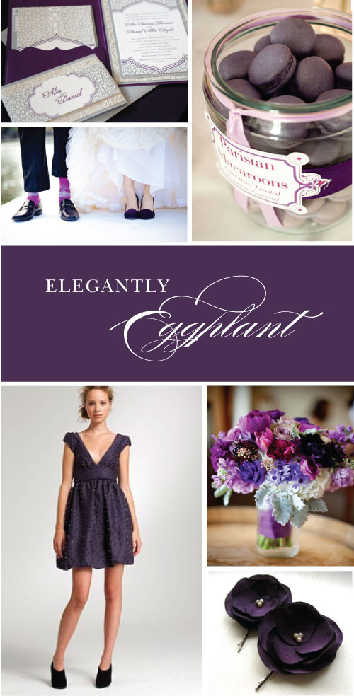 Elegantly Eggplant