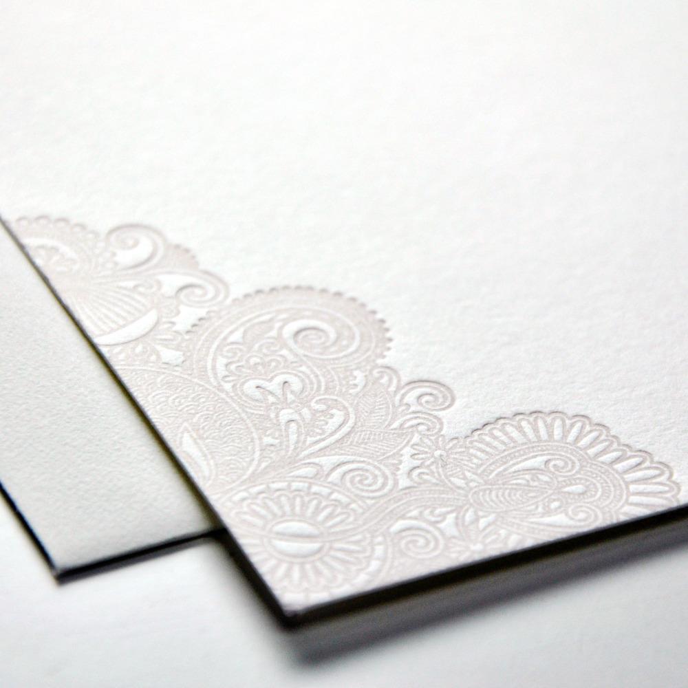 personal stationery design 53 � haute papier