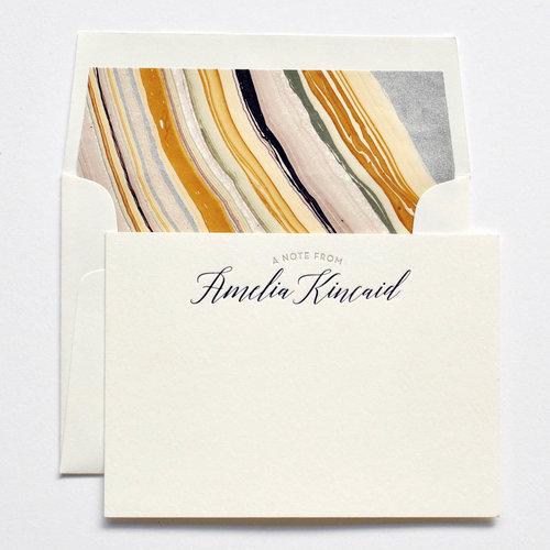 personal stationery design 75 haute papier