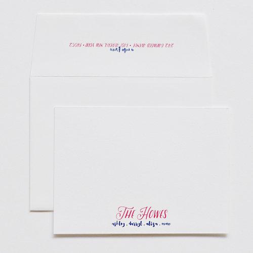 personal stationery design 76 haute papier