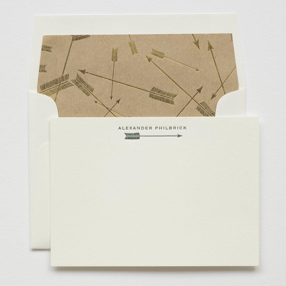 personal stationery design 51 � haute papier