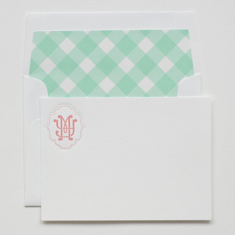 personal stationery design 66 � haute papier