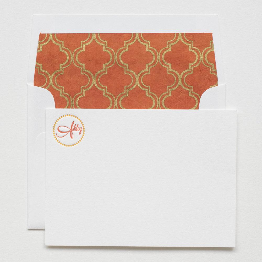 personal stationery design 19 � haute papier