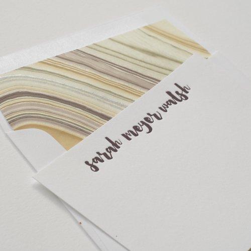 personal stationery design 69 haute papier
