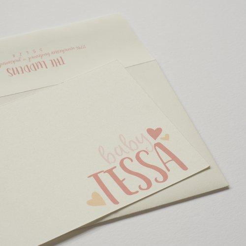 personal stationery design 87 haute papier