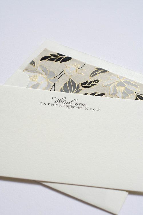 personal stationery design 94 haute papier