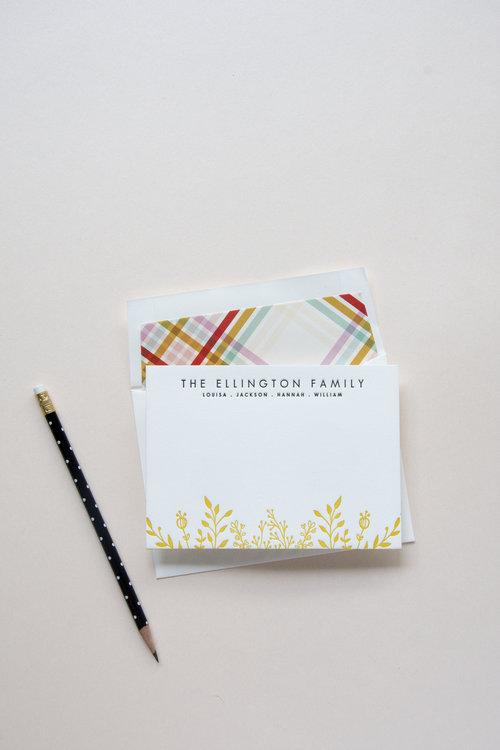 personal stationery design 96 haute papier