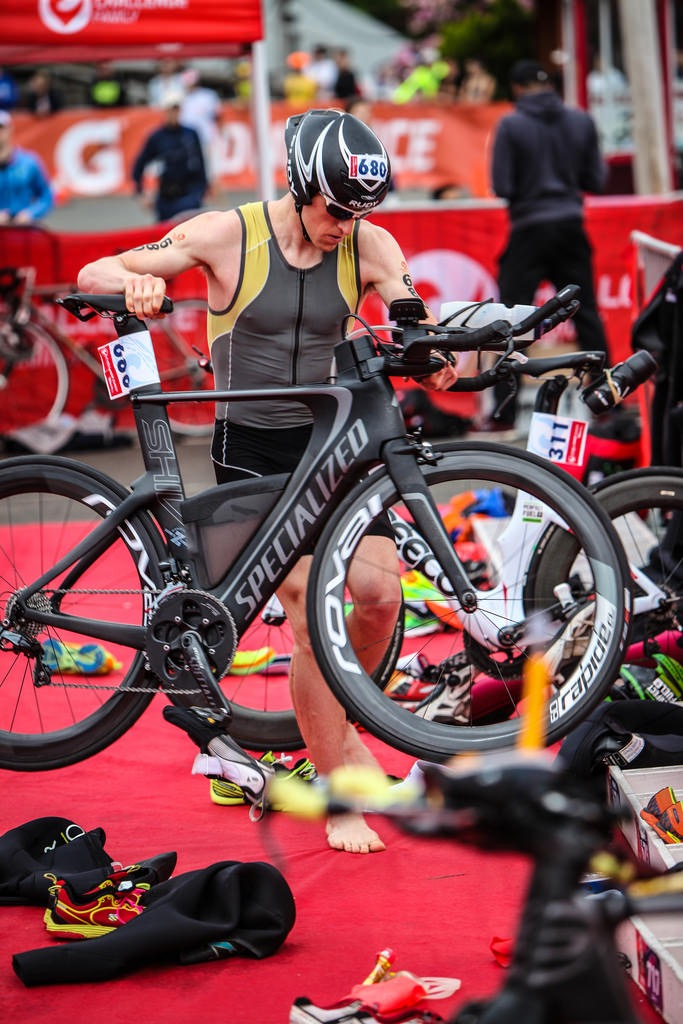 Debuting my Specialized Shiv at Quassy was the highlight of the race – it's pretty, and it's pretty fast.
