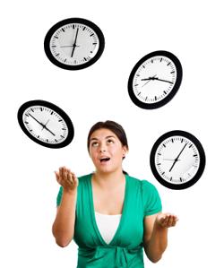 Dyslexia Time Management