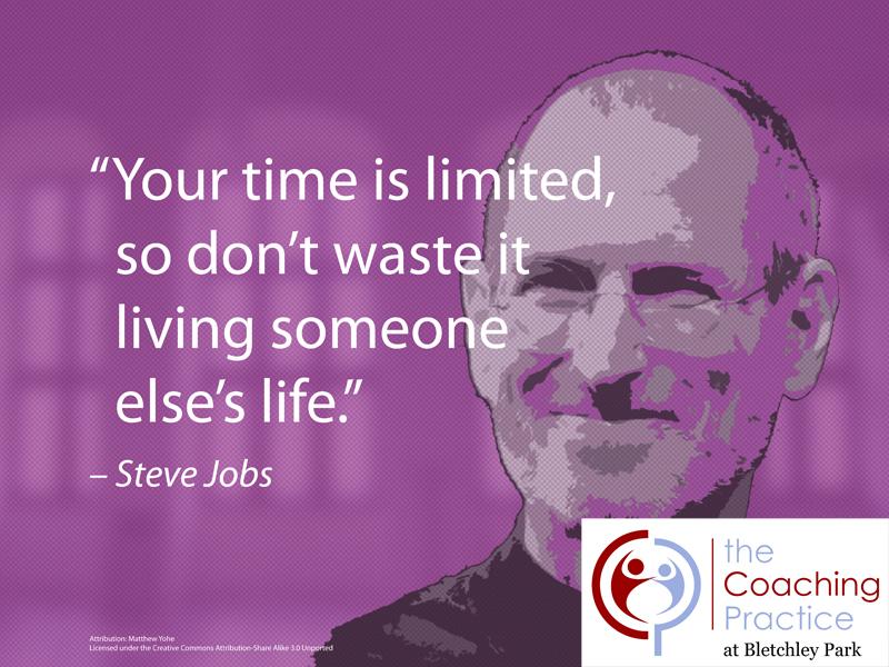 Steve Jobs - Living