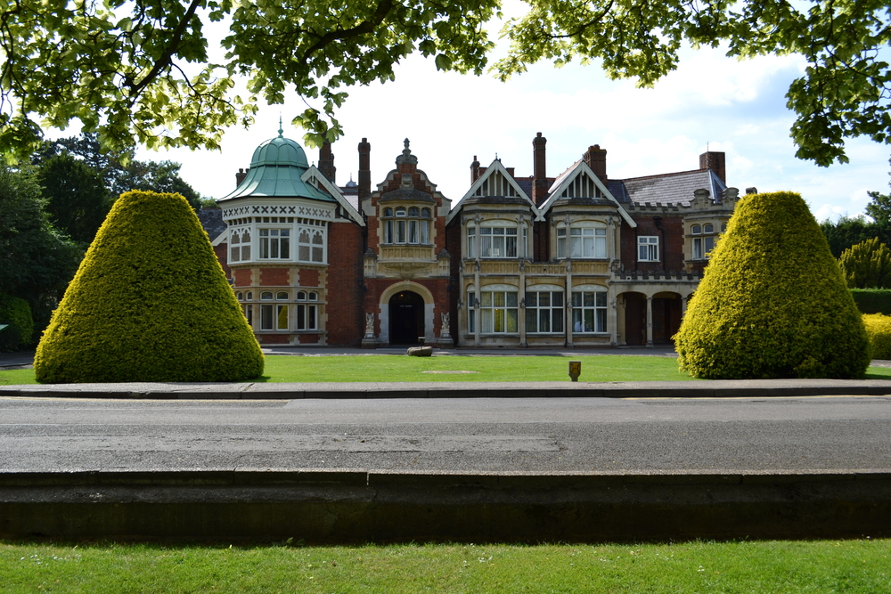 The Mansion | Bletchley Park