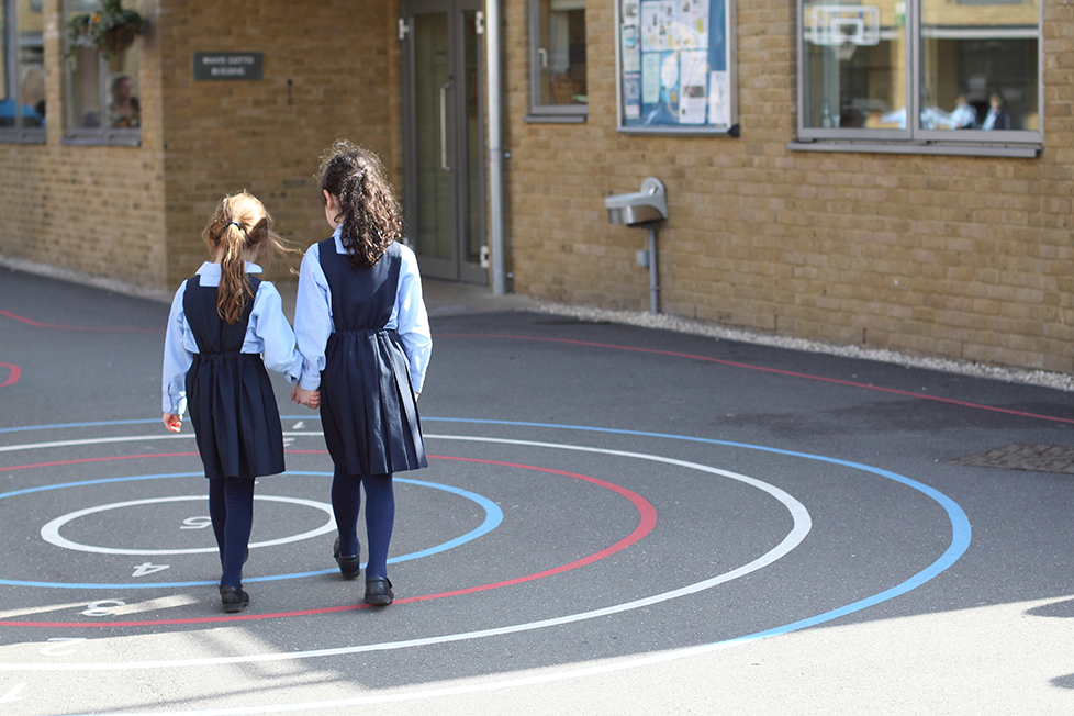 Hornsby House  Imagery for Balham school prospectus and website  commissioned by Webb & Webb