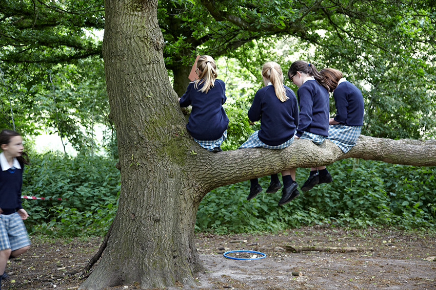 St. Marys School for Girls  Imagery for Colchester school prospectus and website