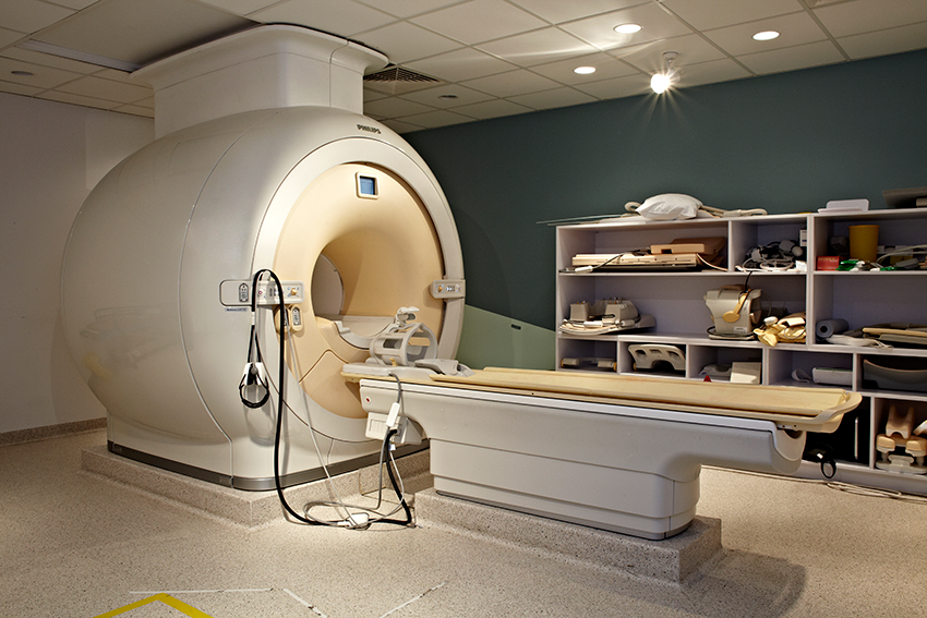 MRI Scanner  UCLH, Euston