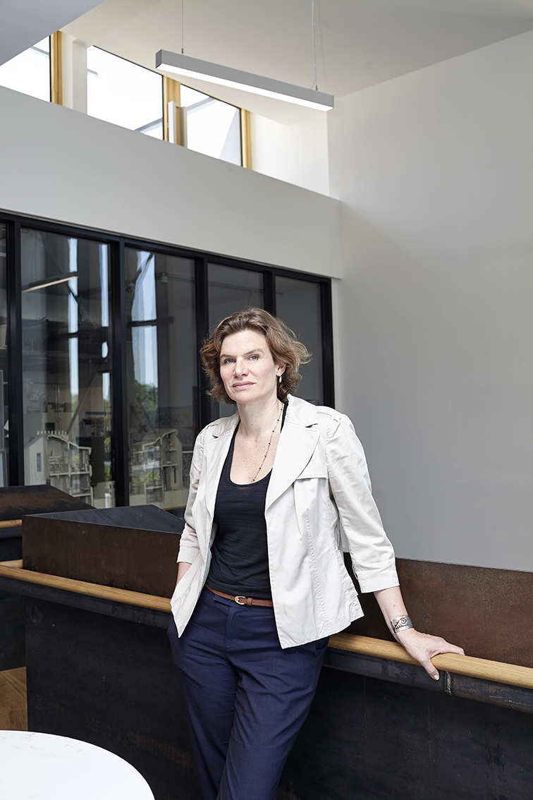 Marianna Mazzucato  Economist, Author of  The Entrepreneurial State: debunking public vs. private sector myths .