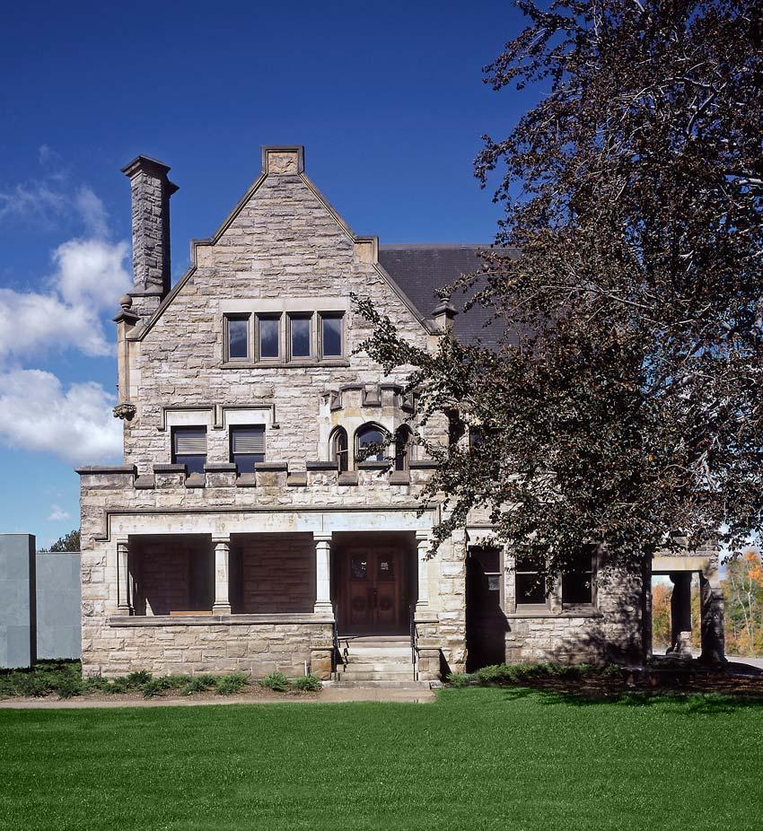 Luxury Home Builders In Ohio: BUCCHIERI ARCHITECTS