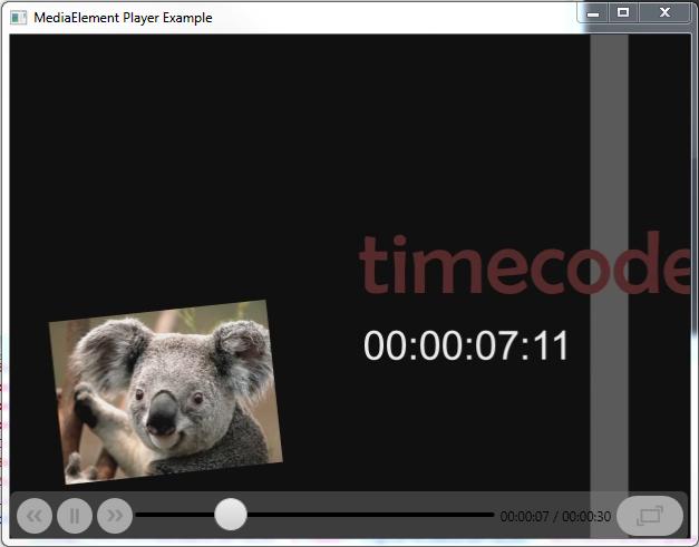 Optimal Video Playback in Managed Desktop Application