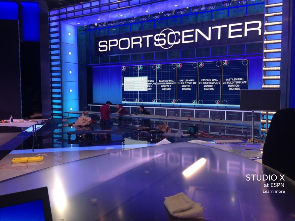 ESPN Control System