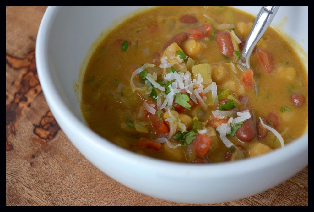 Coconut Curry Vegan