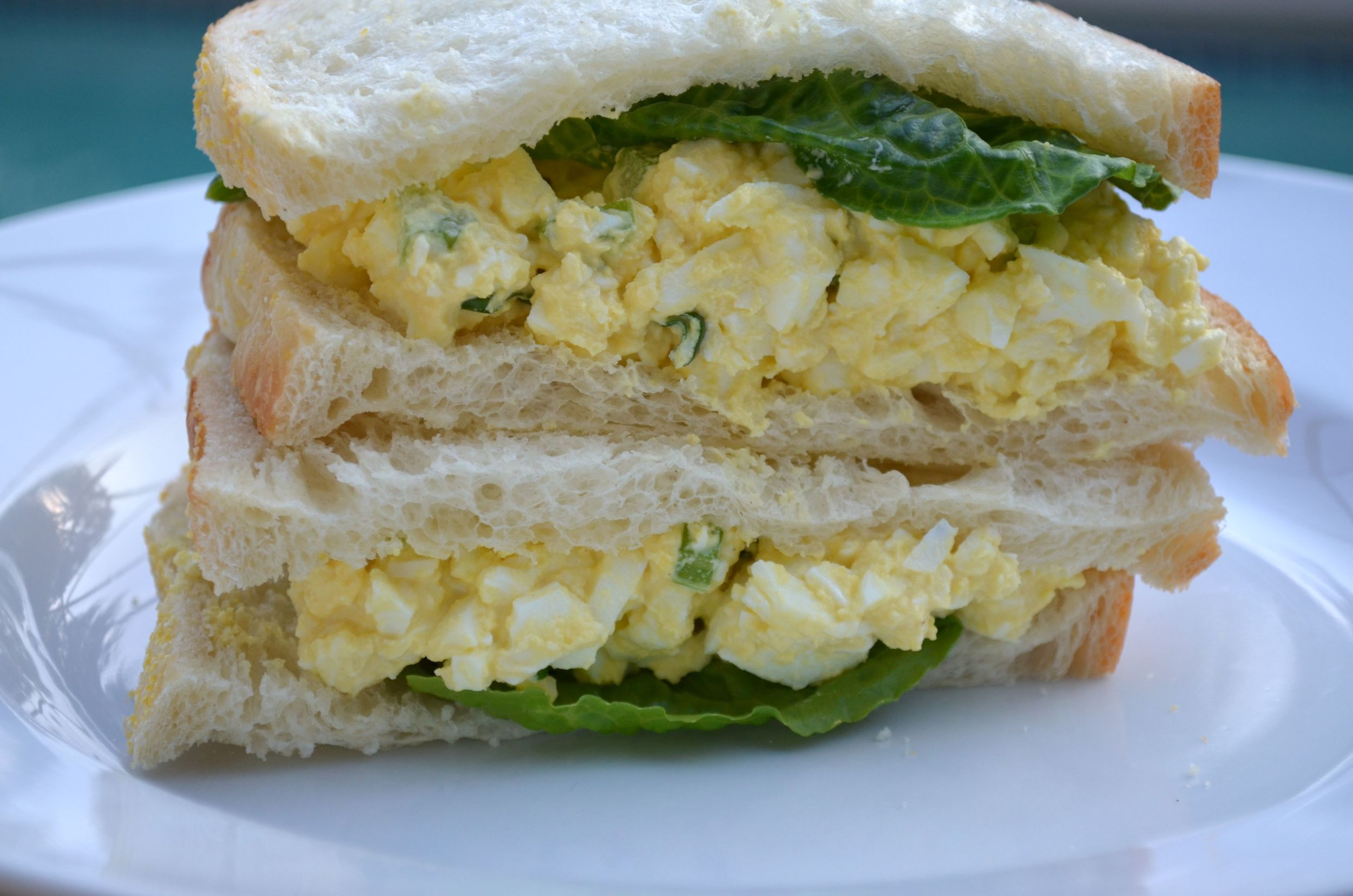 salad sandwiches with bacon egg salad sandwiches recipe for egg salad ...