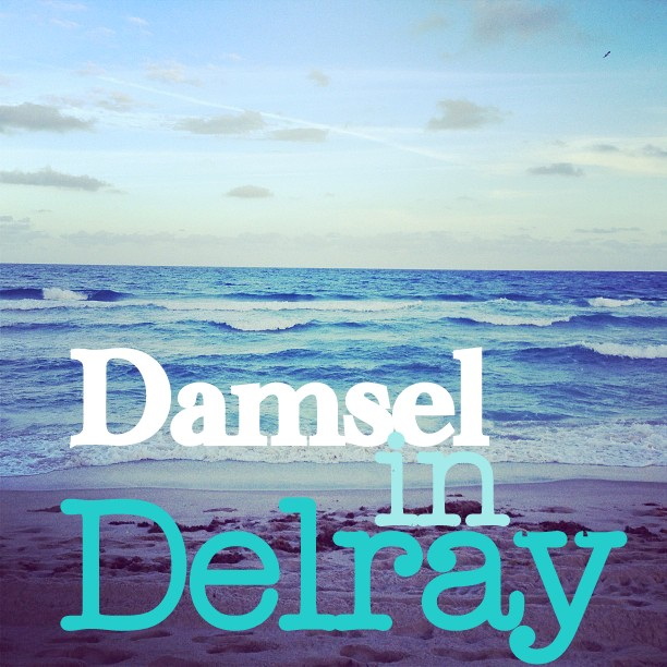 Damsel in Delray