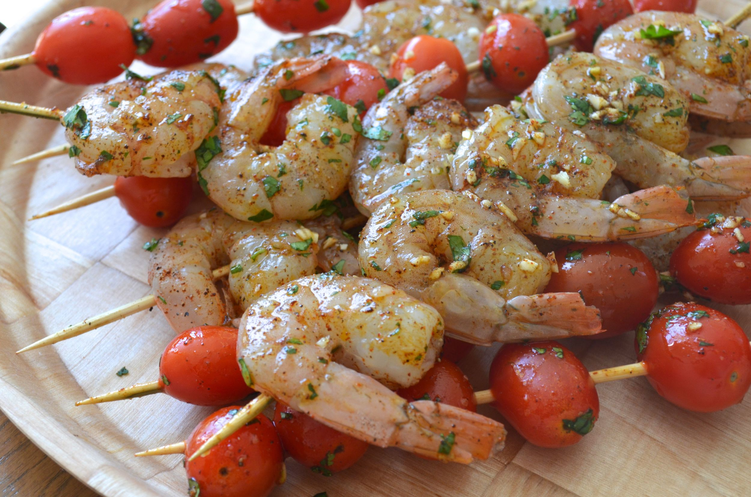 seasonings for grilled shrimp