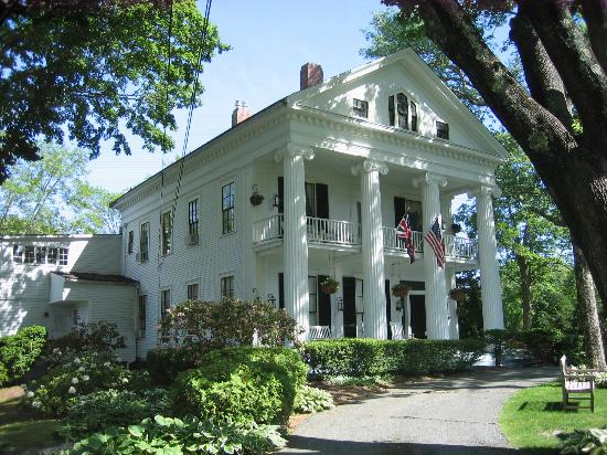 The Inn at Cape Cod, a beautiful 1820's style bed and breakfast. Enter a word of charm & luxury for free!  Learn More here !
