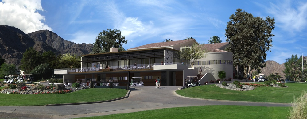 Golf Clubhouse Redesign Concept