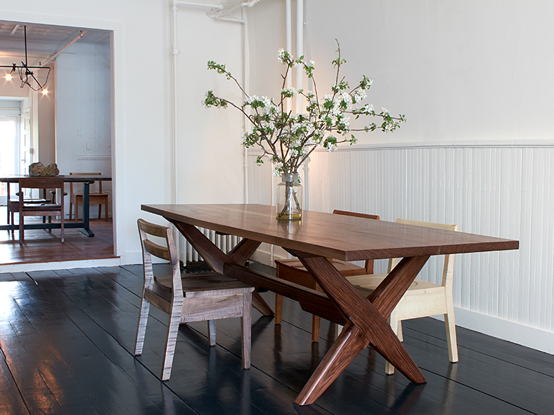 country contemporary furniture. Fern Handcrafted Furniture: Contemporary Design Lands In Antiques Country \u2014 Hudson, New York Furniture A